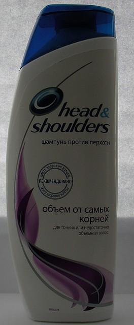 """Шампунь HEAD & SHOULDERS """"Объем от самых корней"""""""