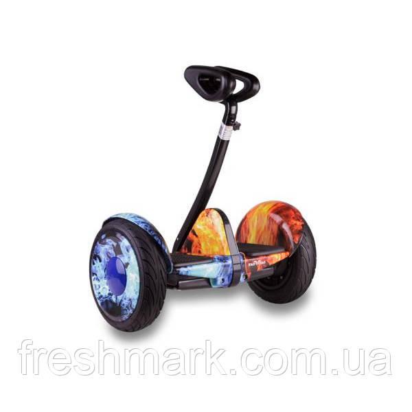 Гироскутер Mini Robot 10.5 36V Вогонь і лід