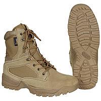 """Чоловічі черевики тактичні MFH """"Mission"""" койот, фото 1"""