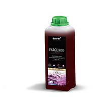 Цветная активная пена для бесконтактной мойки розового цвета 5 л  FARGE ROD DANNEV