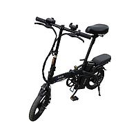 Складной электровелосипед G-Force , электрический двухколесный велосипед 14 дюймов колеса 250W
