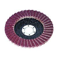 Круг пелюстковий торцевій Ø125мм зерно 100 SIGMA (9172101)