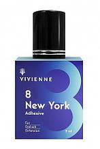 Клей для нарощування вій Vivienne New York, 3 мл