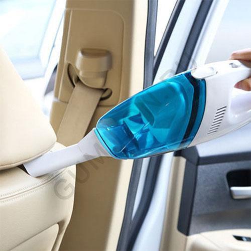 Ваакуумный пылесос для авто High-power Portable Vacuum Cleaner автомобильный | Автопылесос