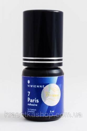 Клей для нарощування вій Vivienne Paris, 3 мл