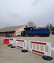 Дорожные ограждения барьеры сигнальные, фото 4