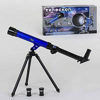 Телескоп настольный Play Smart, 3 окуляра, в коробке, 9866