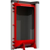 Теплоаккумулятор Kraft БТА 1000 литров плоский без змеевика