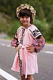Рожева вишита сукня для Ваших солодких донечок, фото 9