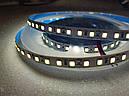 Стрічка АВТ 9,8 w холодна світлодіодна, фото 4