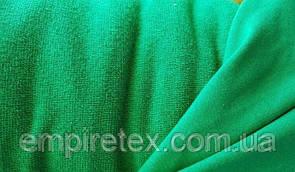 Трехнитка без начеса (петля) Зелёный
