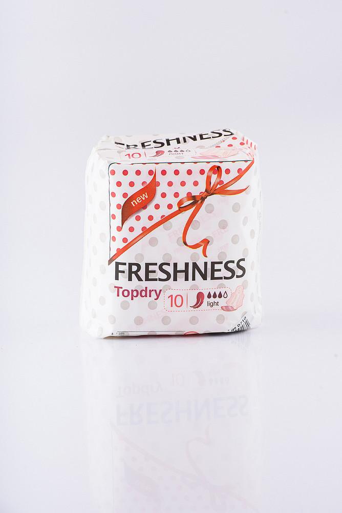 FRESHNESS Тop Dry Light Гігієнічні прокладки