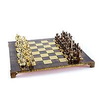 Шахматы Manopoulos Мушкетеры 44*44 см