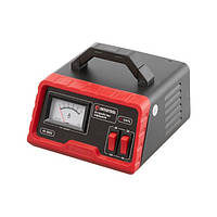 Пристрій зарядний для акумуляторів 6/12 В, 2/4 А, 4-45 Ач, з трансформатором INTERTOOL AT-3032