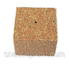 Кубик макушатника з отвором 45х45х20 мм, Кріль