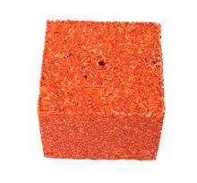 Кубик макушатника з отвором 45х45х20 мм, Креветка