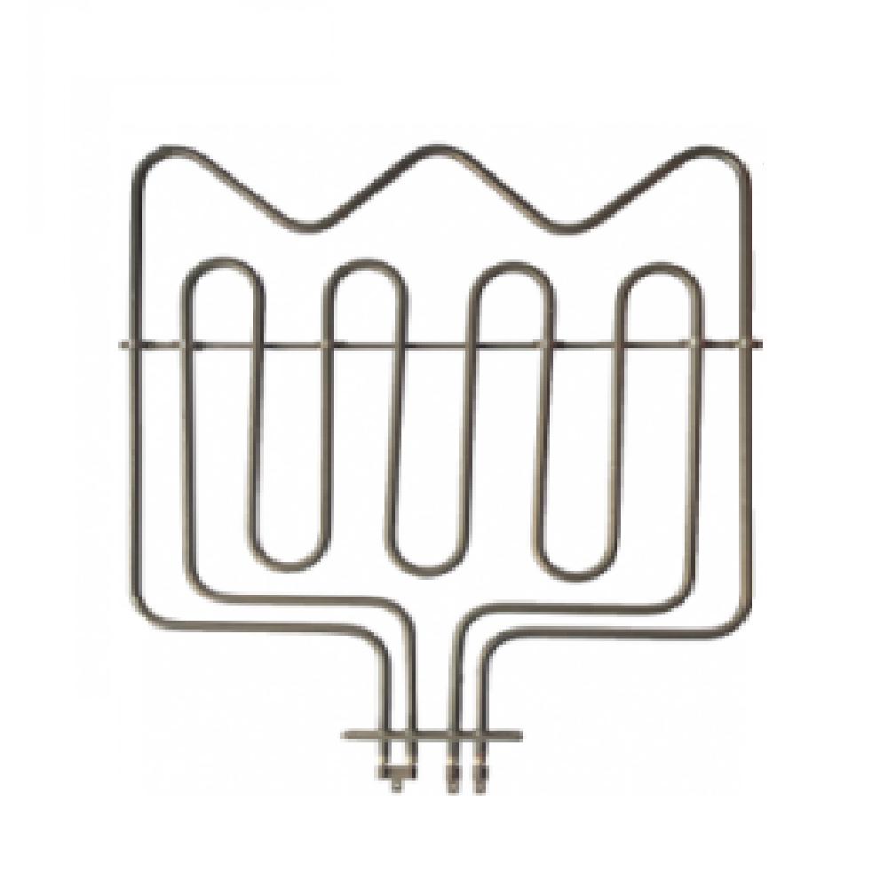 Тэн для духовки ВЕКО 2.5 кВт 370x350 мм