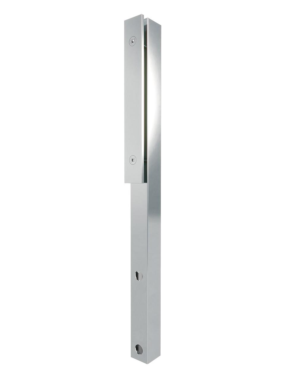 ODF-02-13-02-H600 Стійка для бічного монтажу (монтажні коннектори у вартість не входять), полірована