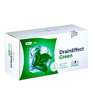 DrainEffect ,Дрейн Эффект супер система очистки и похудение ,очищающий напиток энерджи  диета драйн зеленый