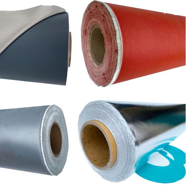 Технічні тканини з покриттями