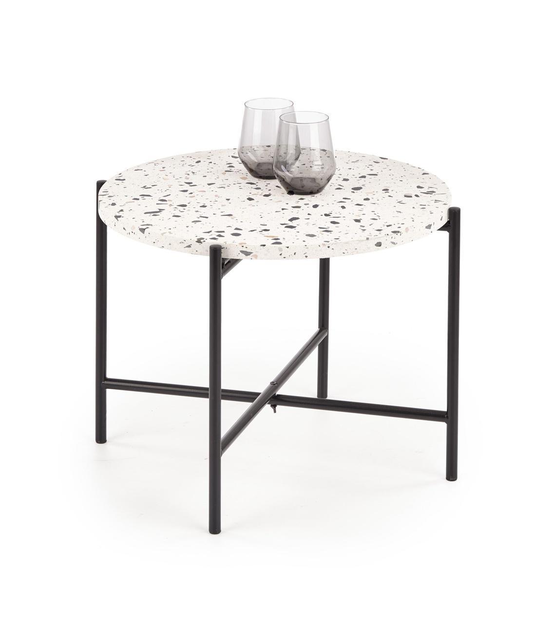 Журнальный столик LASTRICO Halmar 50x50