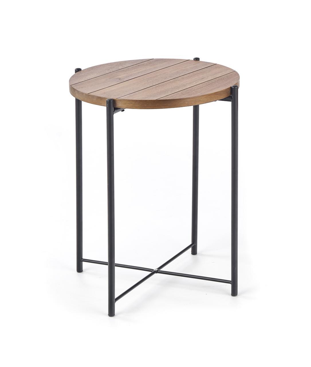 Журнальний столик TANAKA S Halmar 40x40