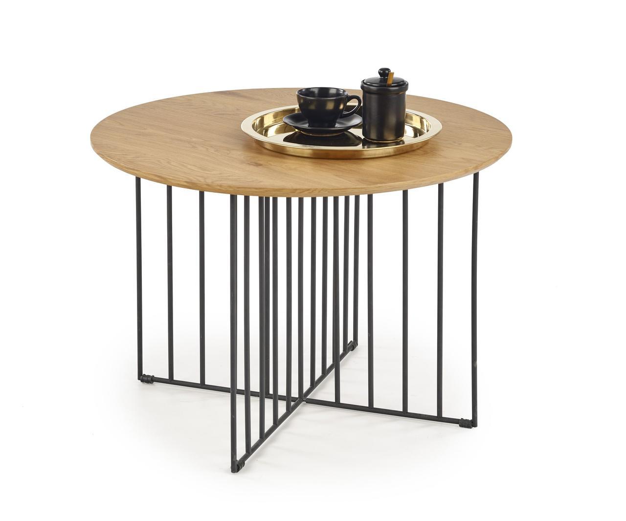 Журнальный столик ZARA Halmar 55x55