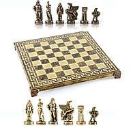 Эксклюзивные шахматы Спартанская война 28*28 см