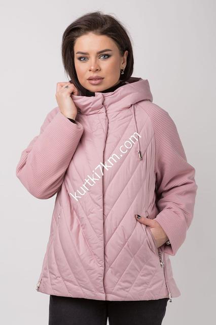 Куртки женские весна-осень 2021