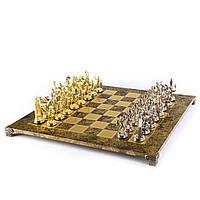 Большие шахматы ручной работы Manopoulos 54 см