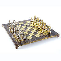 Элитные шахматы под старину Manopoulos 54*54