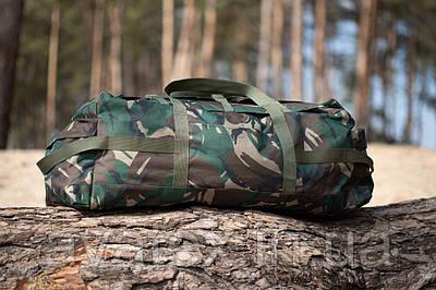 Тактическая сумка рюкзак (транспортный баул) 70л.