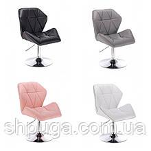 Крісло код 212 еко-шкіра , колір на вибір з каталогу