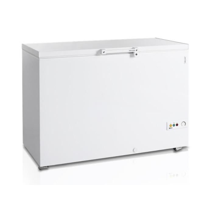 Скриня морозильна з глухою кришкою TEFCOLD FR405-I