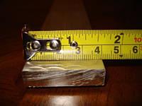 Шина алюминиевая 6х80мм, фото 1