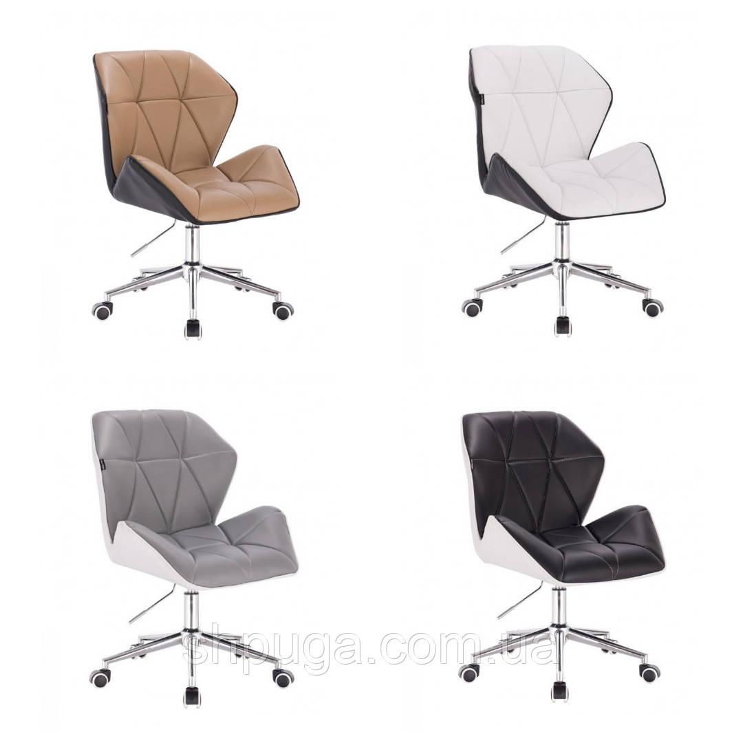 Кресло  код 212 эко-кожа , цвет на выбор из каталога.