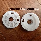 Ролик шестерня механизма стеклоподъемника BMW, VW, Ford, Land Rover, Seat, Toyota (R/L)