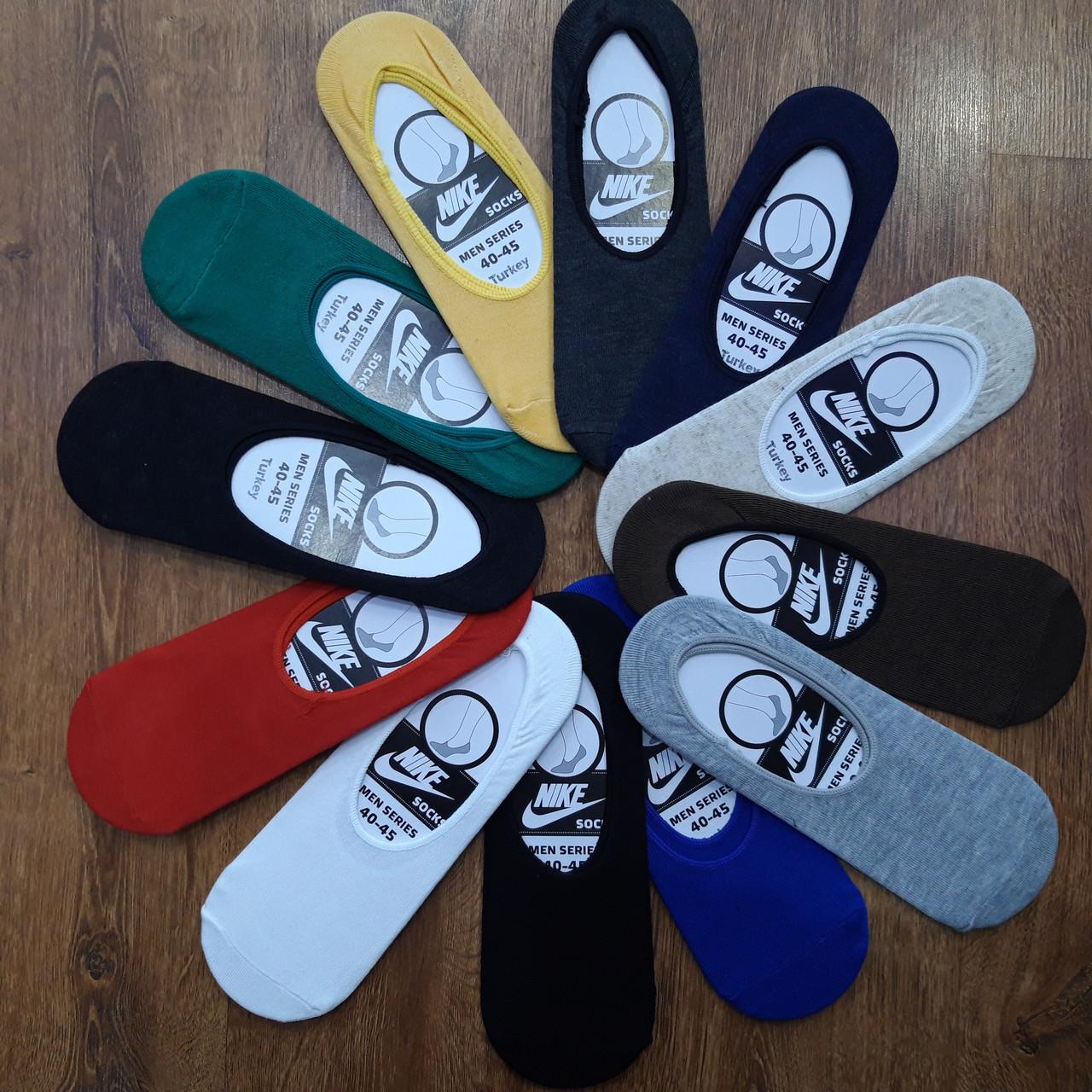 """Чоловічі сліди в стилі """"Nike"""", Туреччина 40-45"""