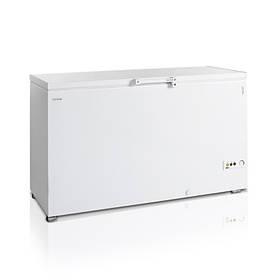Скриня морозильна з глухою кришкою TEFCOLD FR505-I