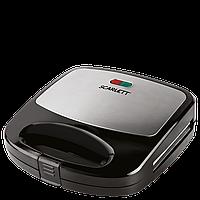 Мультимейкер (бутербродница-вафельница-орешница) Scarlett SC-TM11038 мощность 850 Вт