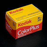 Фотопленка KODAK kolor plus 200/36