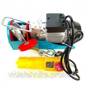KRAISSMANN Підйомник електричний SH 300/600 (висота підйому 10м / 20м), фото 2