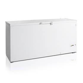 Скриня морозильна з глухою кришкою TEFCOLD FR605-I