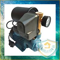 Міні насосна станція водопостачання для приватного будинку для дачі для води гідрофор Sbrigani SAG EUROPK-005