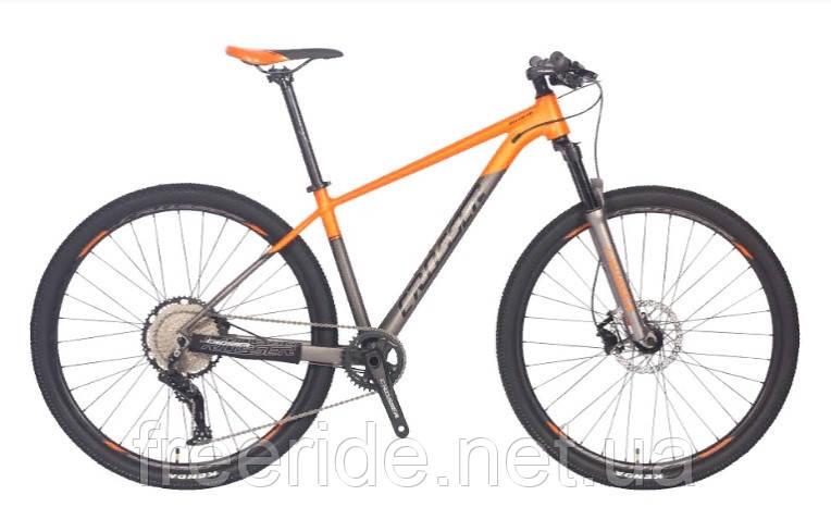 Найнер велосипед Crosser MT-036 29 (17/19) 1*12S гидравика LTWoo