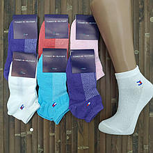 Шкарпетки жіночі літні сітка ТН Туреччина 23-25р. асорті 20007379