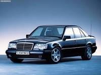 Mercedes E-Class (все модели)