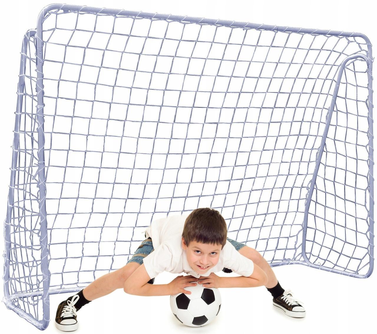 Футбольные ворота JET5 + сетка