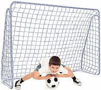 Футбольные ворота JET5 + сетка, фото 1