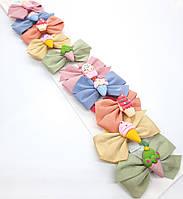 Детская резинка Бантик Мороженое